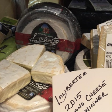 Laliberte cheese