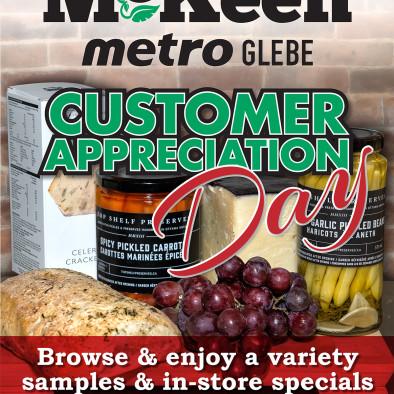 Customer Appreciation Revised