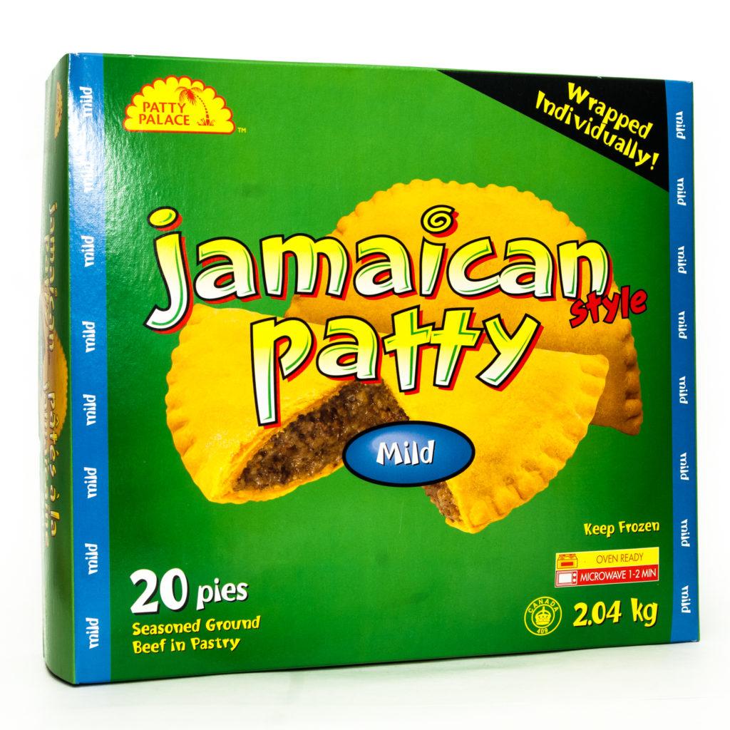 patty palace jamaican beef patties  mckeen metro glebe