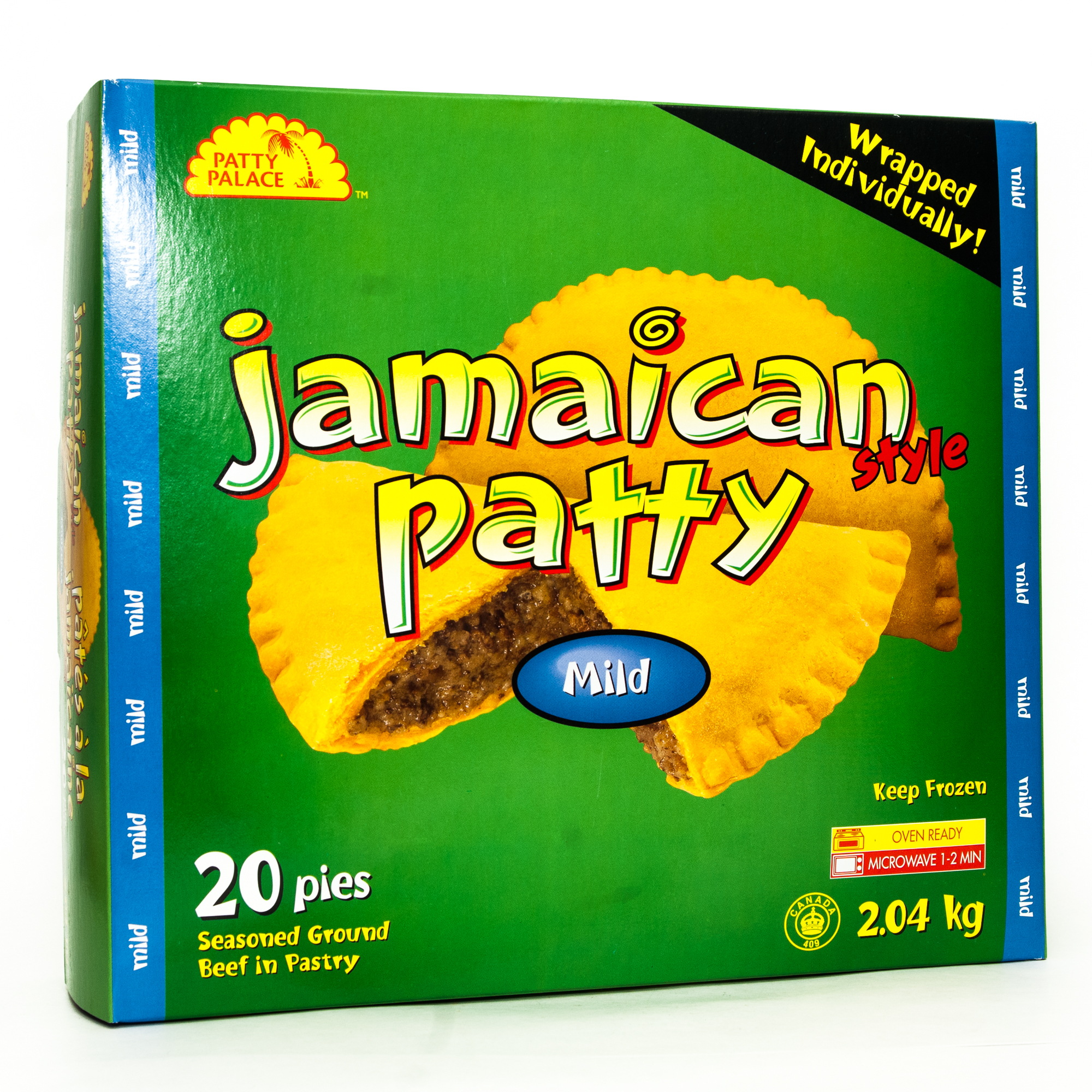 patty palace jamaican beef patties  mckeen metro glebe