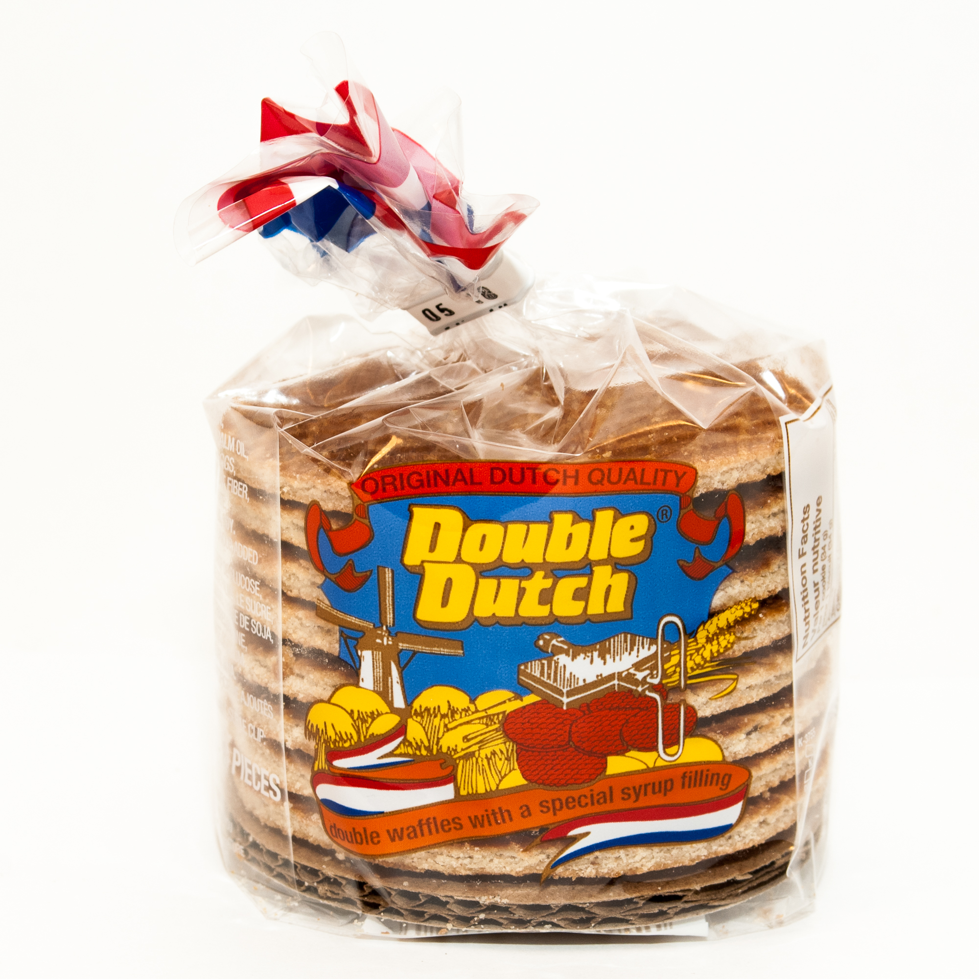 Double Dutch Syrup Waffle Cookies Mckeen Metro Glebe