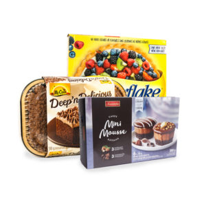 Cakes and Baked Products