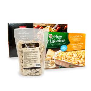 Pastas & Casseroles
