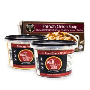 Frozen Soups