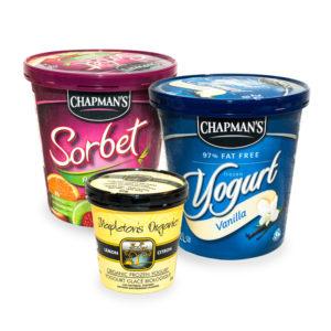 Frozen Yogurt & Sorbet