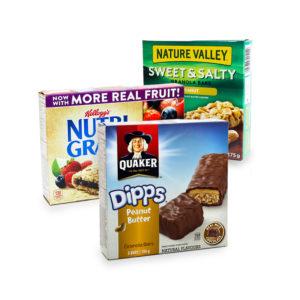 Granola Bars & Breakfast Bars