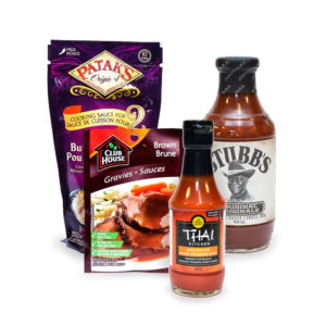 Gravies, Sauces and Marinades