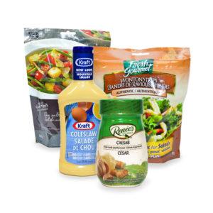 Salad Dressings & Toppings