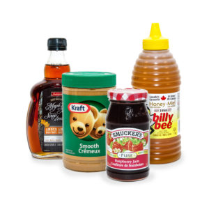 Spreads & Syrups