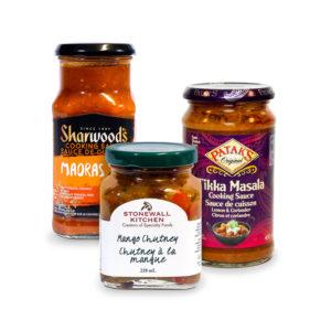 Indian Sauces