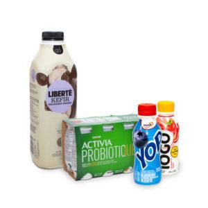 Kefir & Drinkable Yogurt