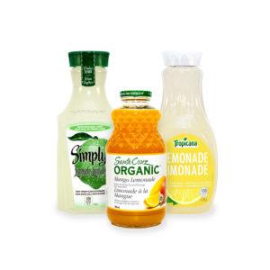 Lemonade & Limeade