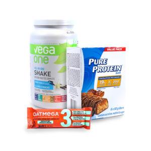 Protein Powder & Bars