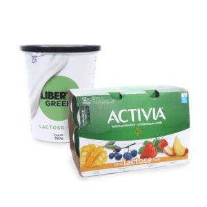 Lactose-Free Yogurt