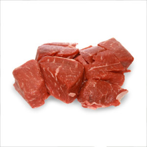 Sliced & Cubed Beef