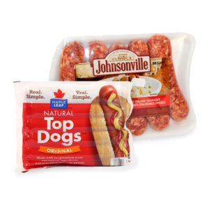 Hot Dogs & Sausages