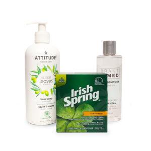 Soap & Sanitizer