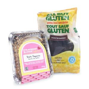 Gluten Free Cakes & Desserts