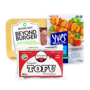 Tofu & Meat Alternatives