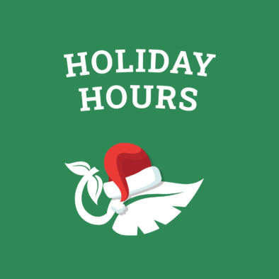 McKeen Metro Glebe Holiday Hours 2020